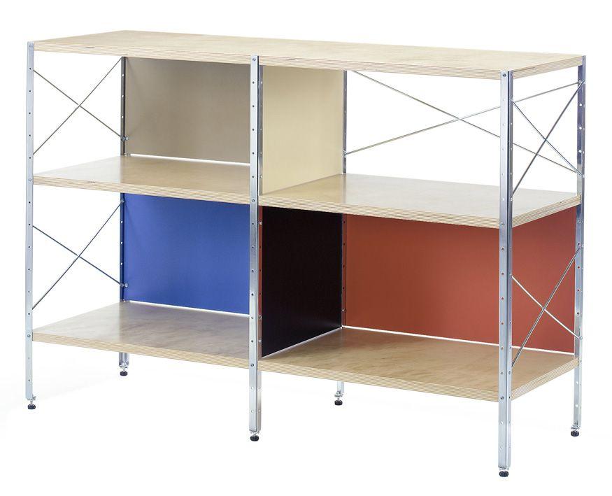Eames Storage Unit ESU Shelf VITRA Eames storage unit