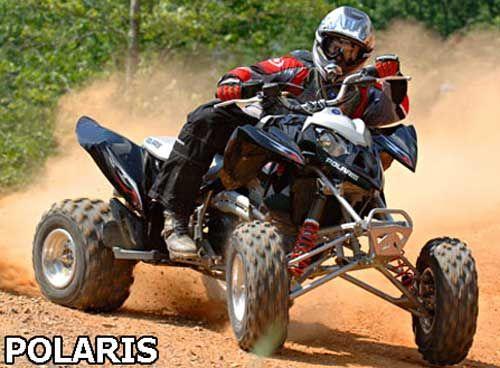 Polaris Predator 500 Specs And Review Four Wheelers Predator Triumph Motorcycles