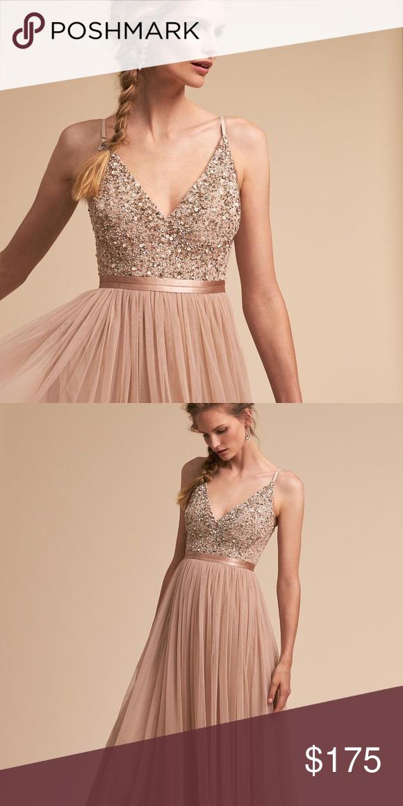 b7131d0784a6 BHLDN Avery Dress, Blush Gorgeous dress, perfect for a wedding 👰🏽  Anthropologie Dresses Wedding