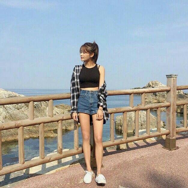 Ulzzang fashion | Kfashion | Korean street fashion, Korean ...