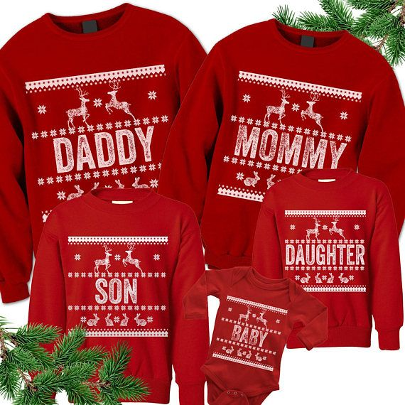 welcome to famfam shirts matching ugly christmas sweatshirts for all members of your family these sweatshirts will make a great christmas party outfit