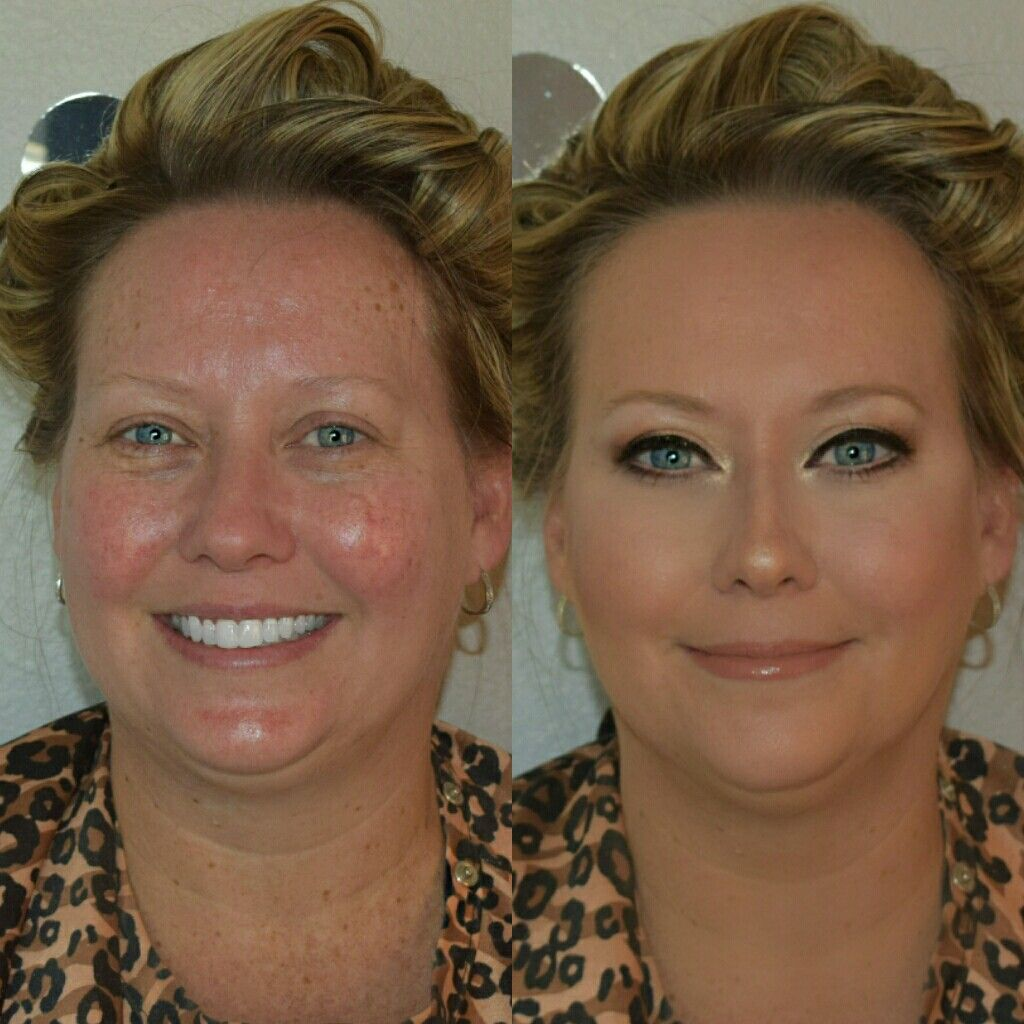 Glamour Makeup, Makeover, Transformation, makeup, Orlando