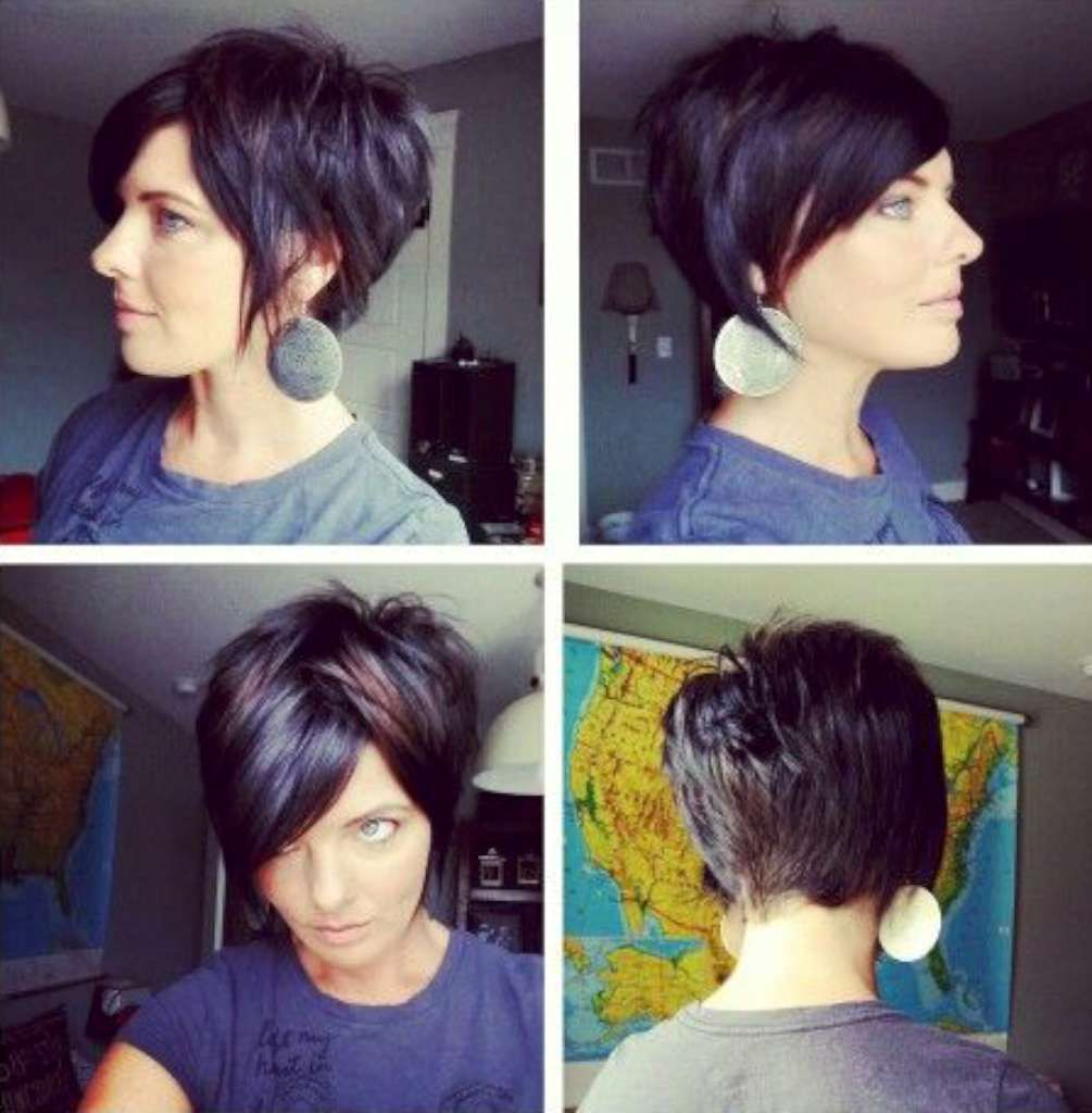 Short hairstyles cute hair pinterest short hairstyle