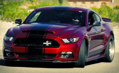 The History of the Shelby Mustang  Editor The ojays and Super snake