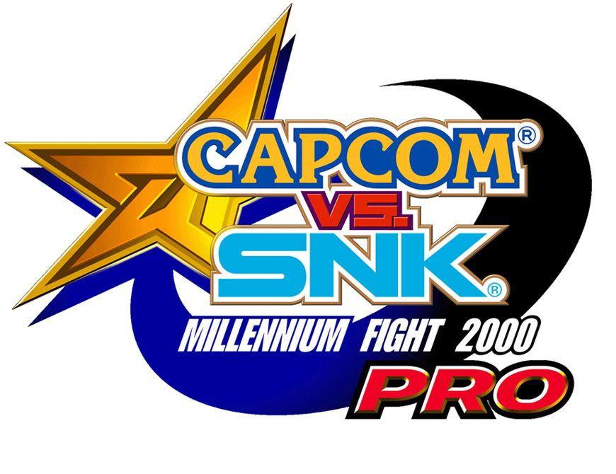 Logo Characters Art Capcom Vs Snk Capcom Vs Capcom Capcom Vs Snk