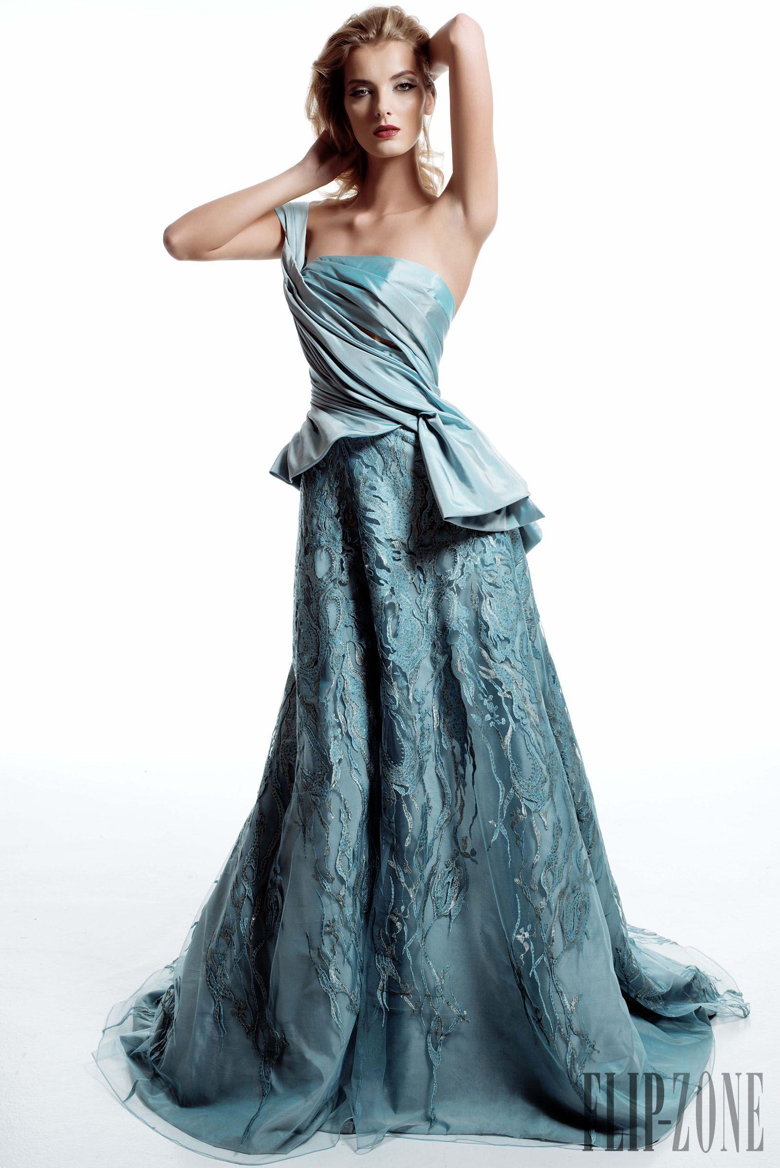 "Blanka Matragi ""Return of the Phoenix"", F/W 2015-2016 - Couture ..."