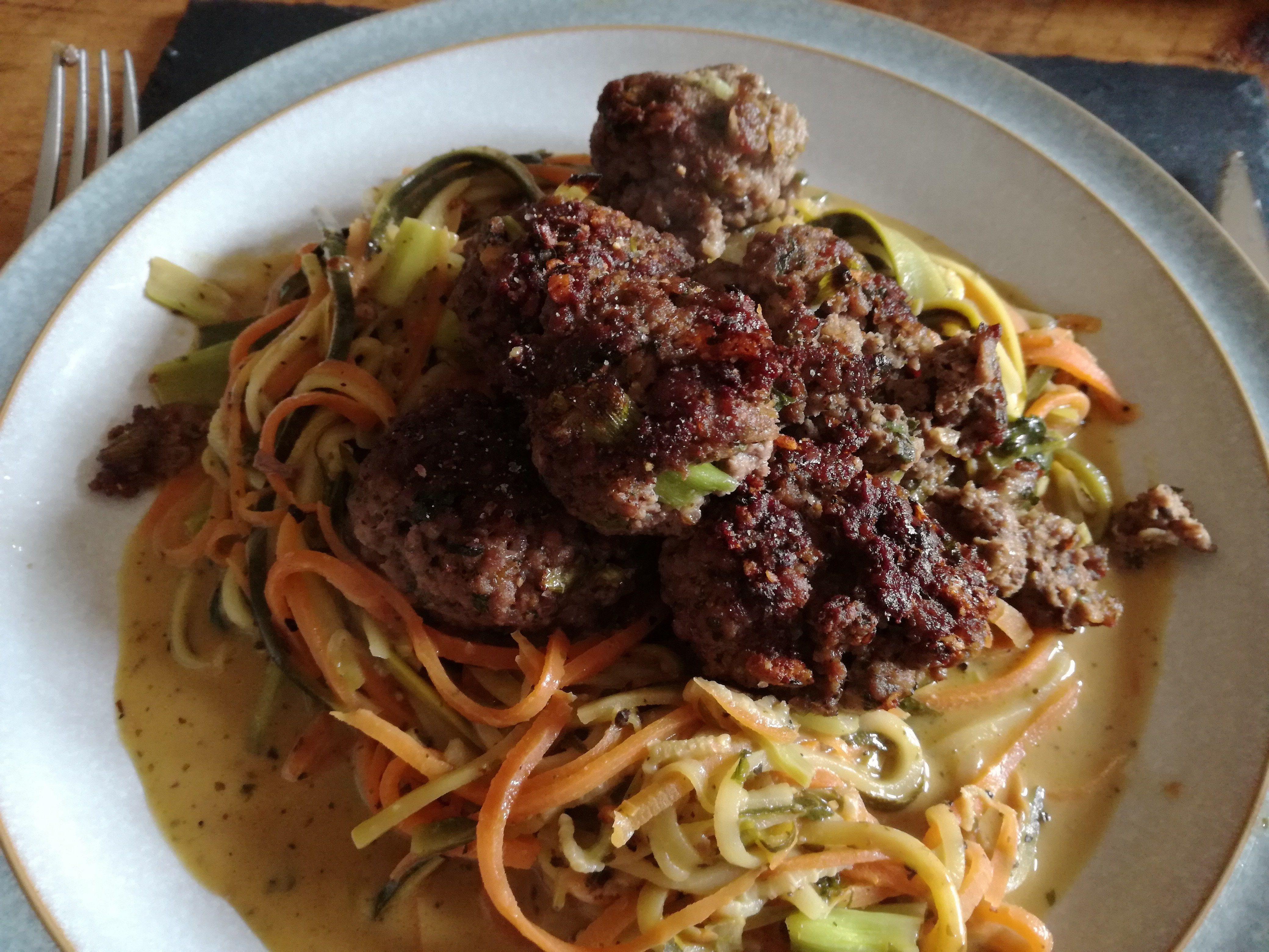 Aip diet meatballs low fodmap low carb recipe low