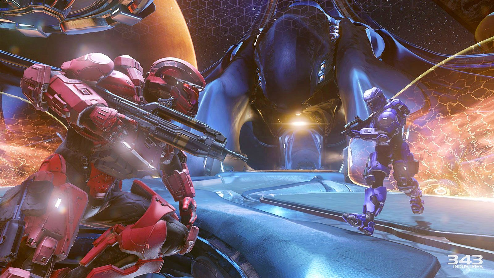Halo 5 Forge Reaches Pcs On September 8th Xbox One Players Will