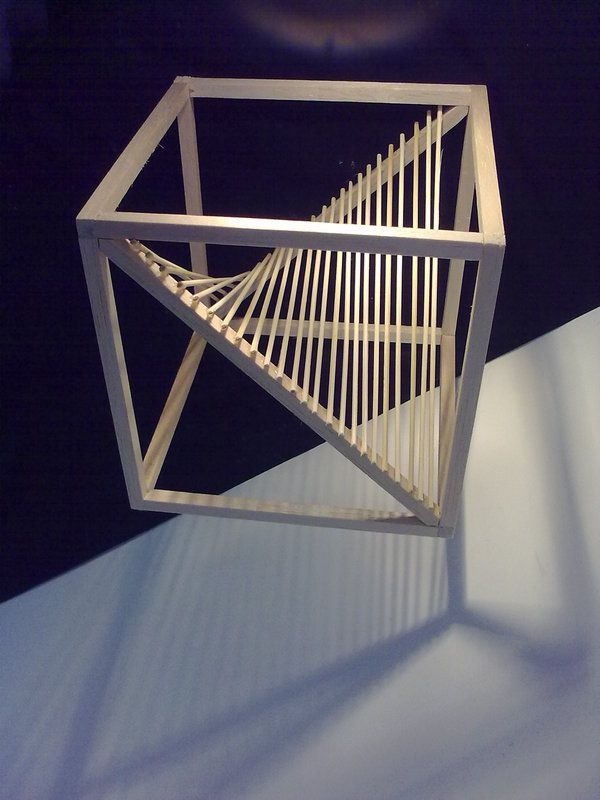 wood structures by lvaro d az via behance lvaro d az hern ndez pinterest wood structure. Black Bedroom Furniture Sets. Home Design Ideas