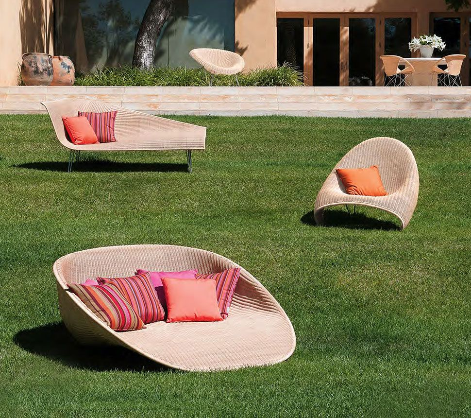 Stunning Outdoor Furniture Collection Fibonacci By Janus Et Cie Part 24