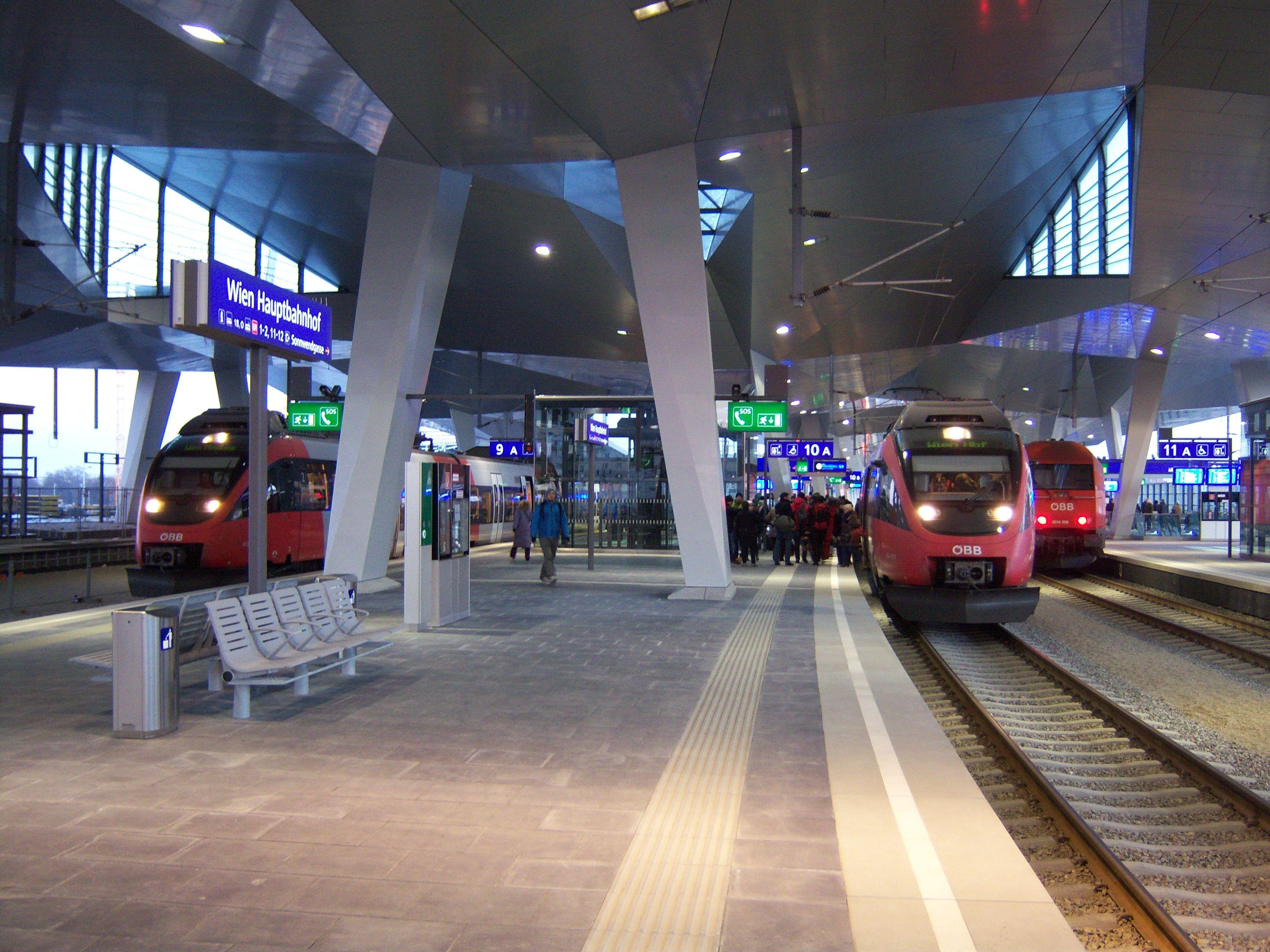 ÖBB Österreichische Bundesbahnen AG, austrian federal