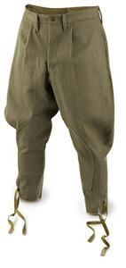 Italian Wool Riding Pants  dc24b8f32c53