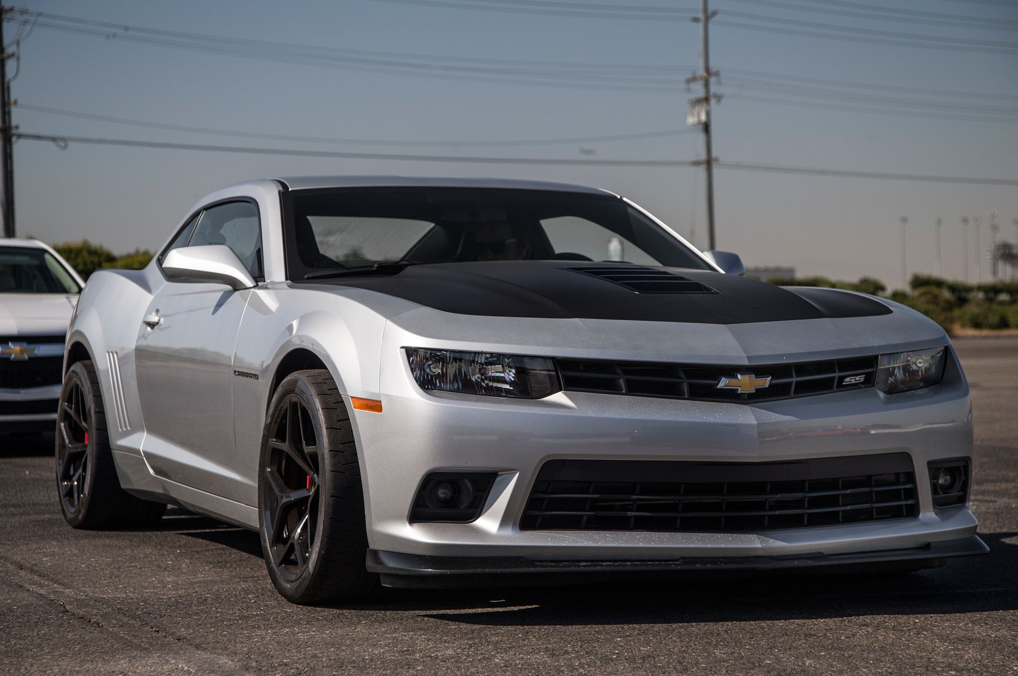 Quickest 2015 Cars and SUVs From 0 60 MPH Chevrolet Camaro SS ILE