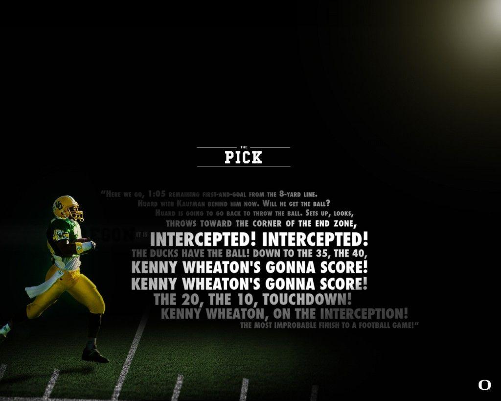 Oregon Football Wallpaper For The Ducks