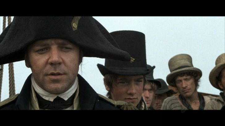 master and commander book 1