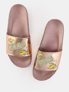 e46e7a67f Blue pink yellow Adilette athelic slide sandal 8 No box. Technically they  are kids size 6