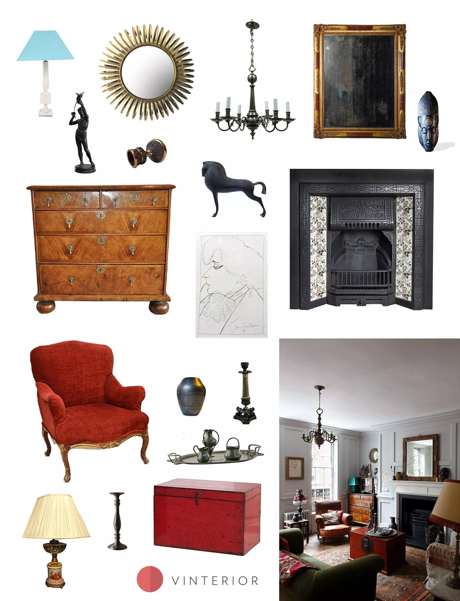 Design Your Own Room: Create Your Own Characterful Living Room With These