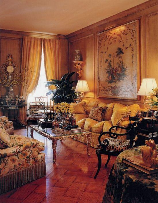 Lavish Interiors William Eubanks Style Victorian House Interior Interior Design Country House Decor