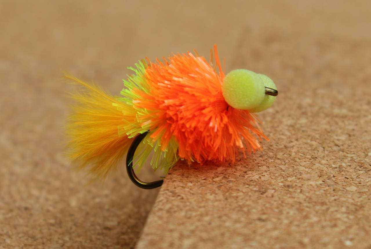 10 must have bc trout flies for lakes hares ear trout