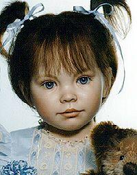 "Chloe, by Ann Timmerman, 18"""