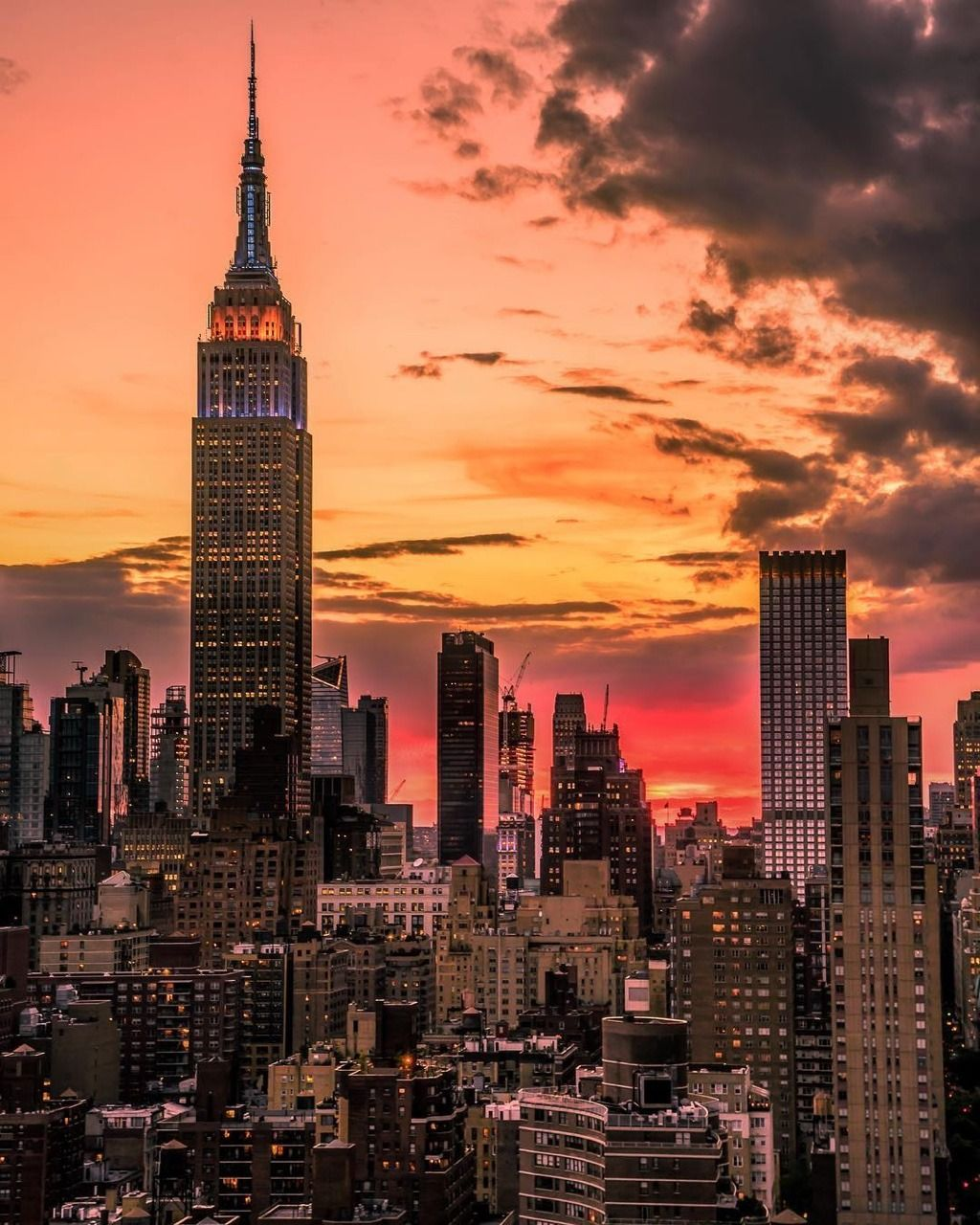 Empire State Building by brooklynveezy City Empire