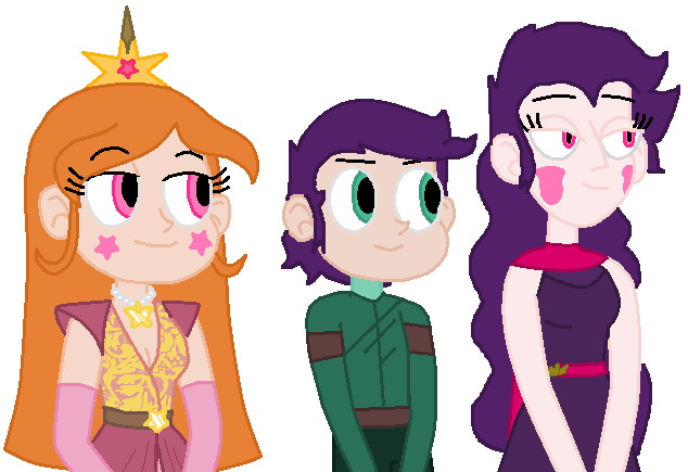 Asteria And Her Siblings By TwistedNights.deviantart.com