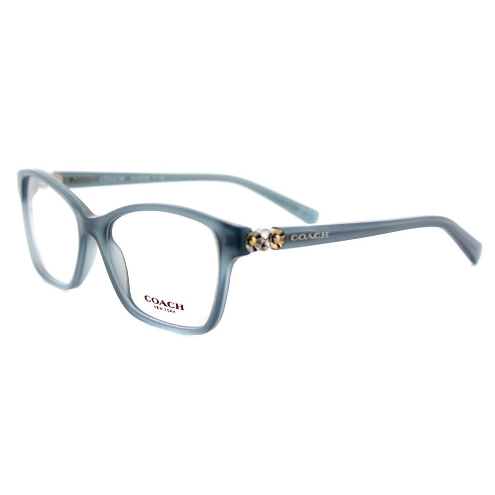 4e86b97ab2 Coach HC 6091B 5399 Milky Square 53mm Eyeglasses