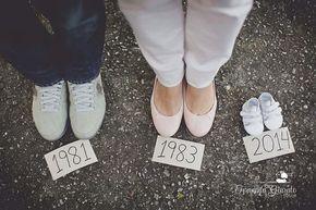 20 ideias para anunciar a gravidez - A Mãe Coruja