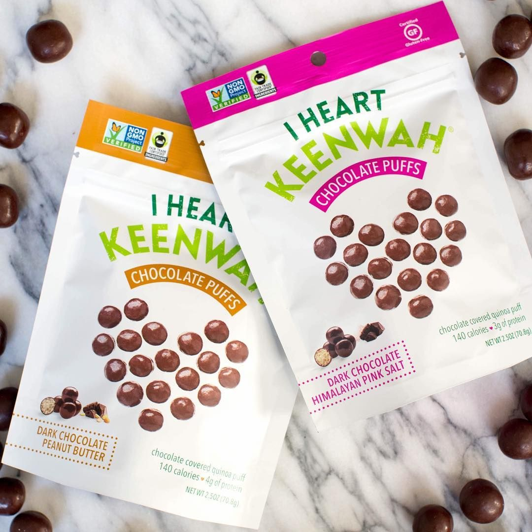 Tag your NorCal & Mid-Atlantic friends! We're offering FREE snacks to select Safeway shoppers. Claim your vouchers at iheartkeenwah.com/tryitfree