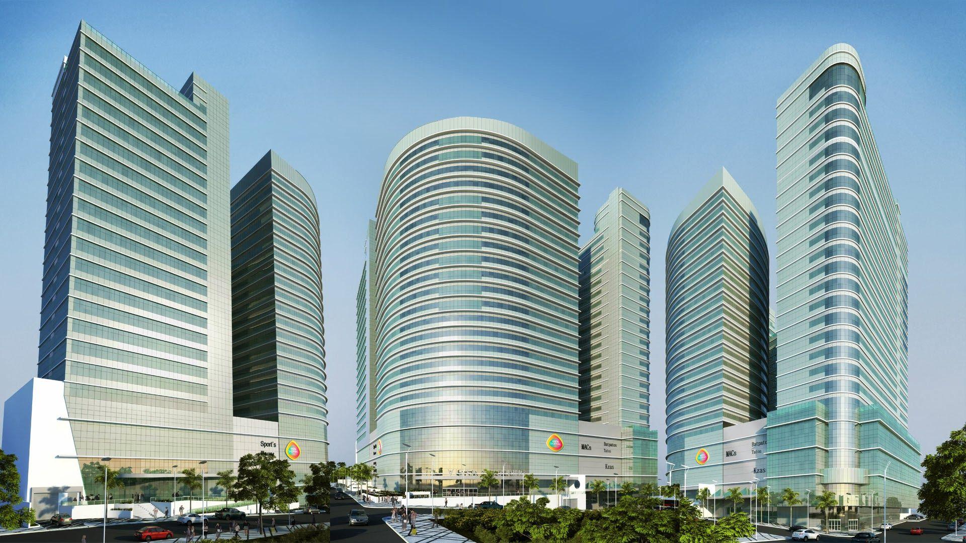 ANGOLA | Luanda Towers | Grands Travaux - Lacoviana - Tratamento e Lacagens de ...