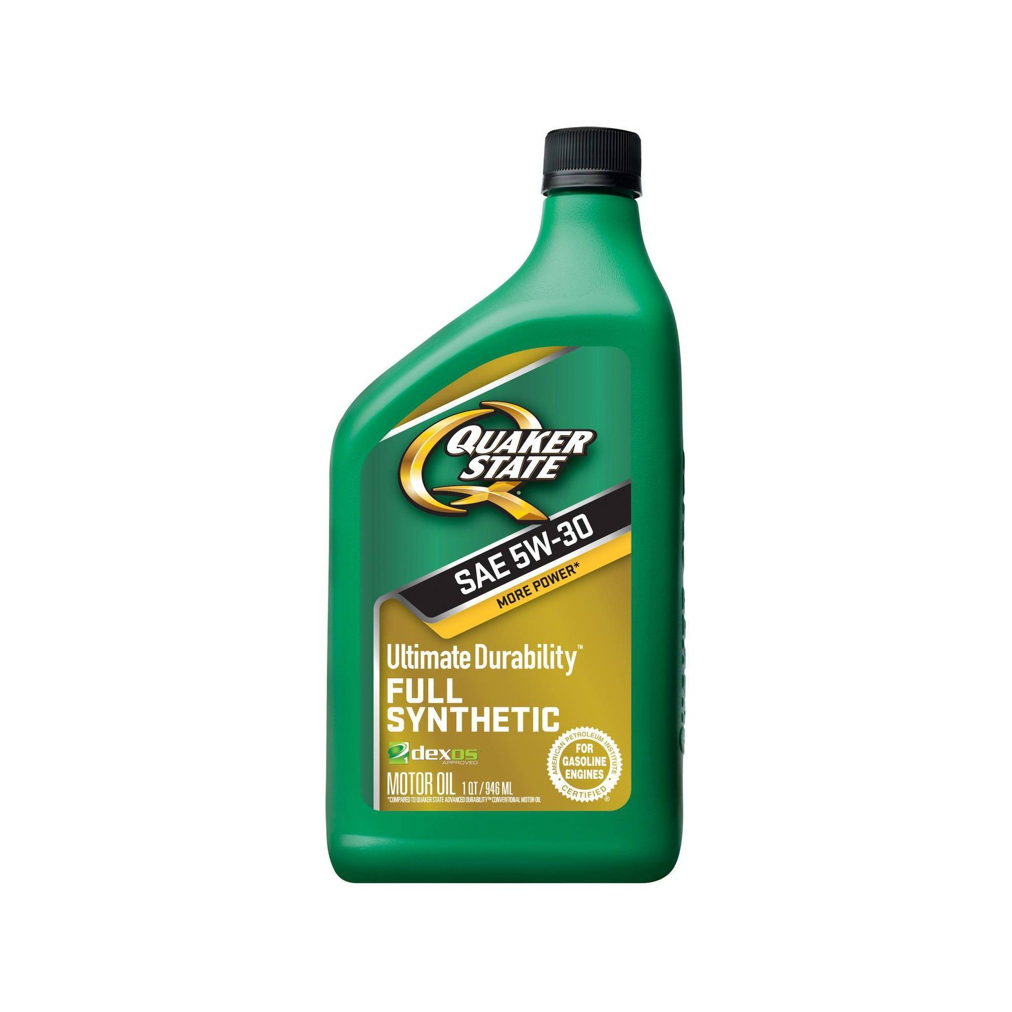 Types Of Oil For Cars >> 5w30 Synthetic Engine Oil Quaker State Oil Change