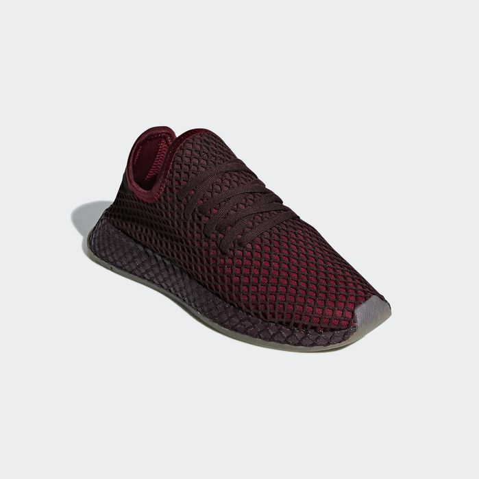 878facdea52 Deerupt Runner Shoes Collegiate Burgundy 3.5 Kids