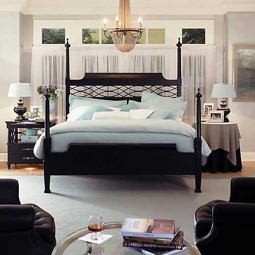 Aspen Home Young Classics Queen Poster Bed As I88 441 442 443 2