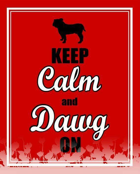 Go Dawgs !