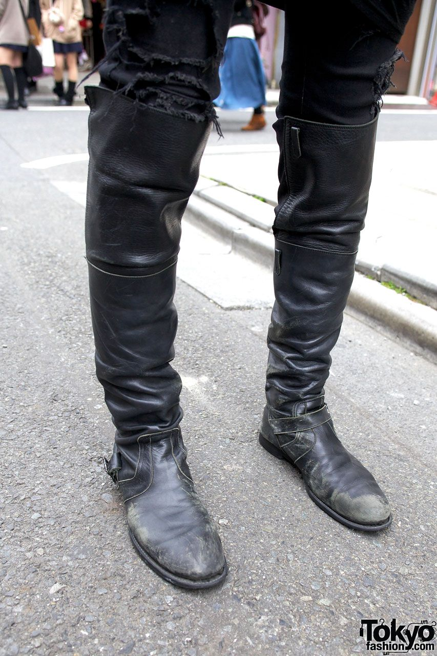 42++ Mens knee high boots ideas ideas in 2021