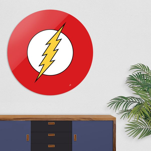 "«Faster Than ""The Flash""» Disk by Steffen Remter Limited"