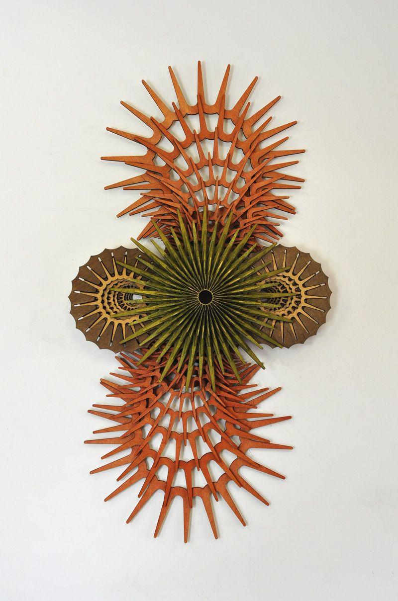 Moflow by joshua abarbanel relief sculpture pinterest