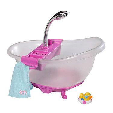 Baby Alive Bath Tub.Medias 375 375 Baby Doll Accessories Baby Girl Toys