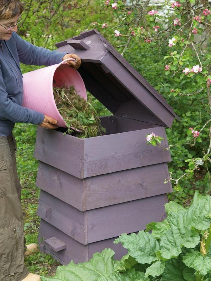 50 Ideen Zum Thema Komposter Selber Bauen Gartengestaltung