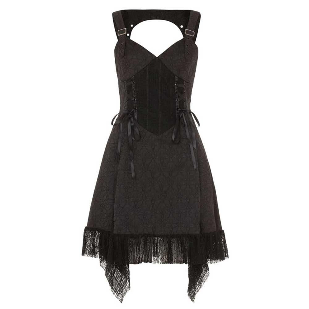 Corset korte jurk