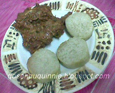 Qasehqu Quinnie Rendang Tok Ayam Kaknoor Sajian Dapur Bonda