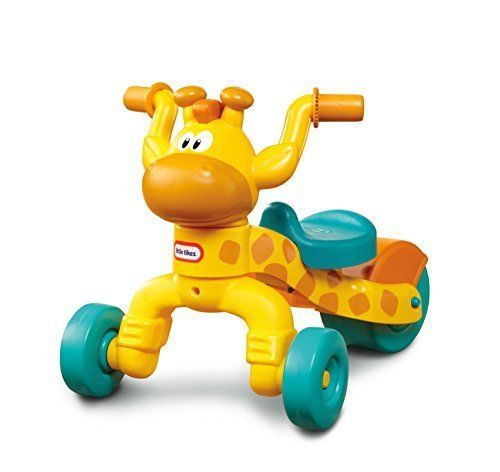 Little Tikes Go and Grow Lil Rollin Giraffe Ride-on Toy Toddler Kids Scoot Buggy #LittleTikes