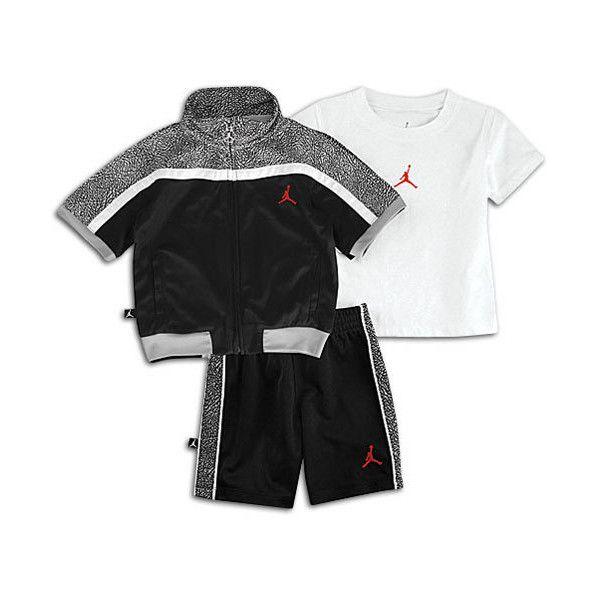 2480f9fe98297a Kids Jordan Clothing Sets