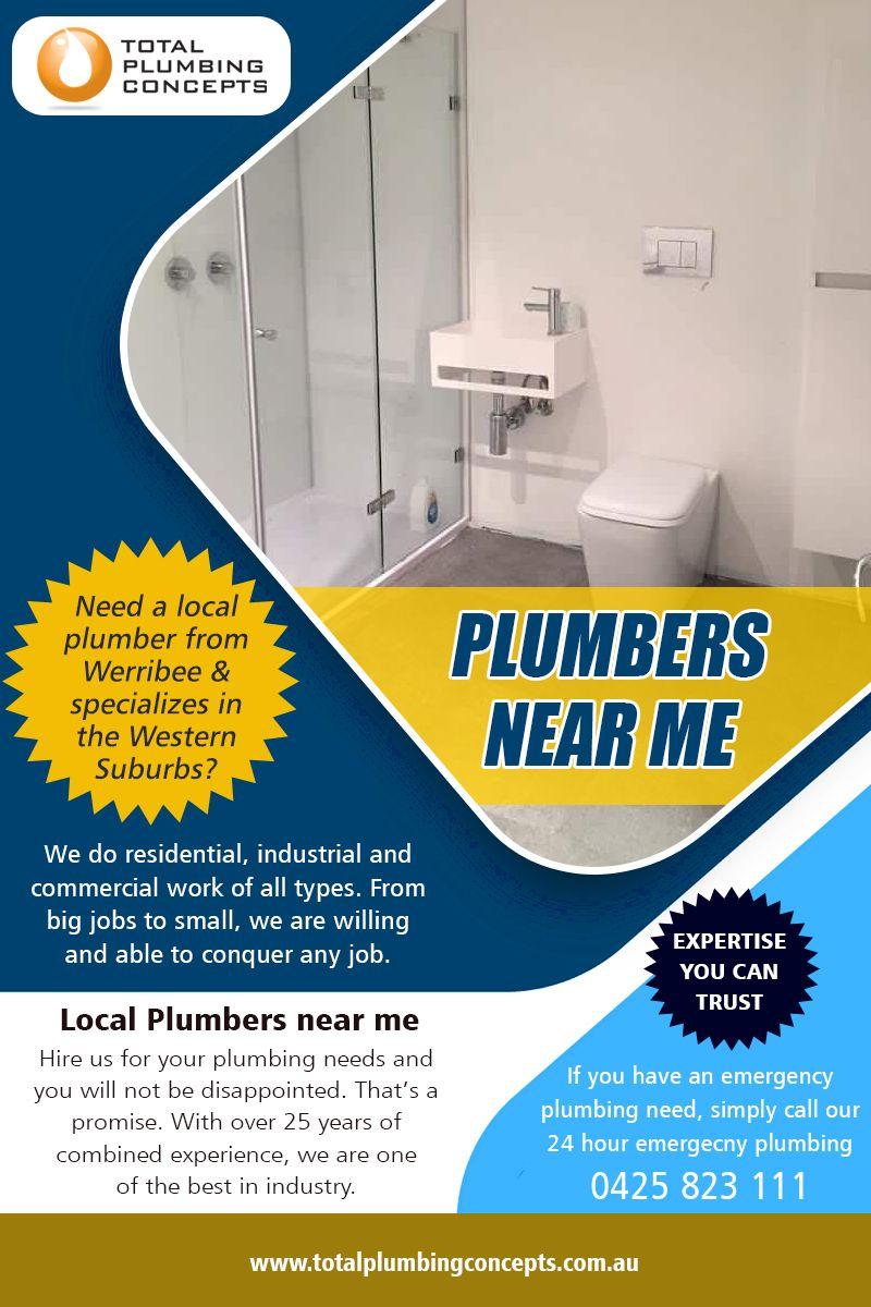 Http Totalplumbingconcepts Com Au Plumbers Near Me Local Plumbers Plumber