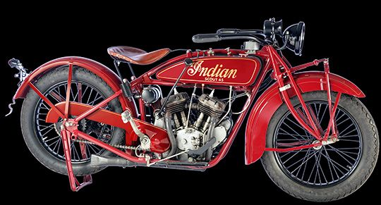 Flashback 1927 Indian Scout 45 Indian Scout Indian Motorcycle Vintage Indian Motorcycles