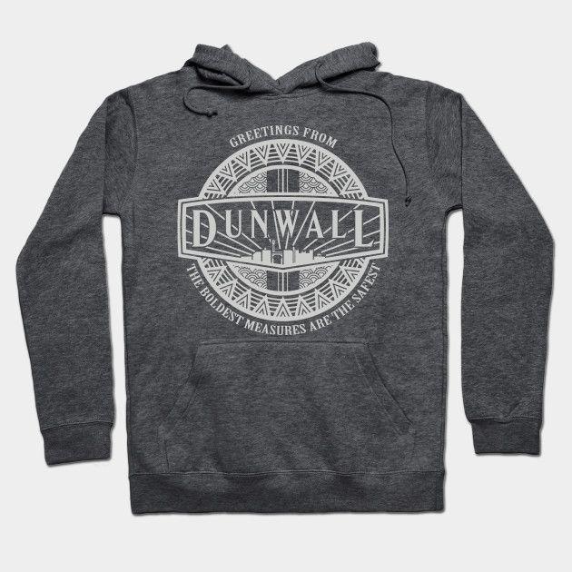 Greetings From Dunwall Hoodie