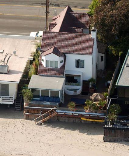 Mansiones de famosos en Malibu, California