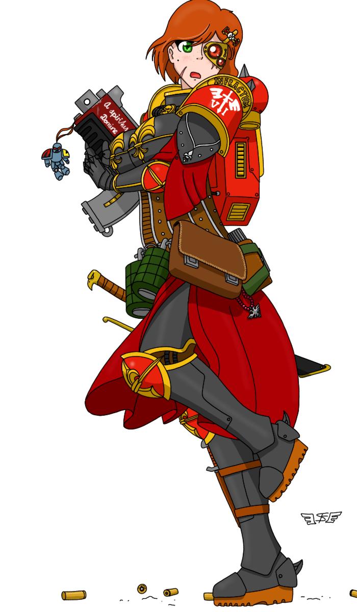 Pin by Amlong on Cute | Warhammer 40k artwork, Warhammer ...