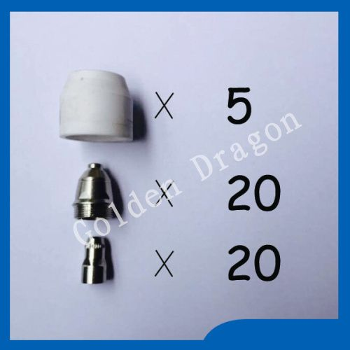 Plasma Welding Accessories Cutter Consumable 1.5mm Tip Electrode Torch