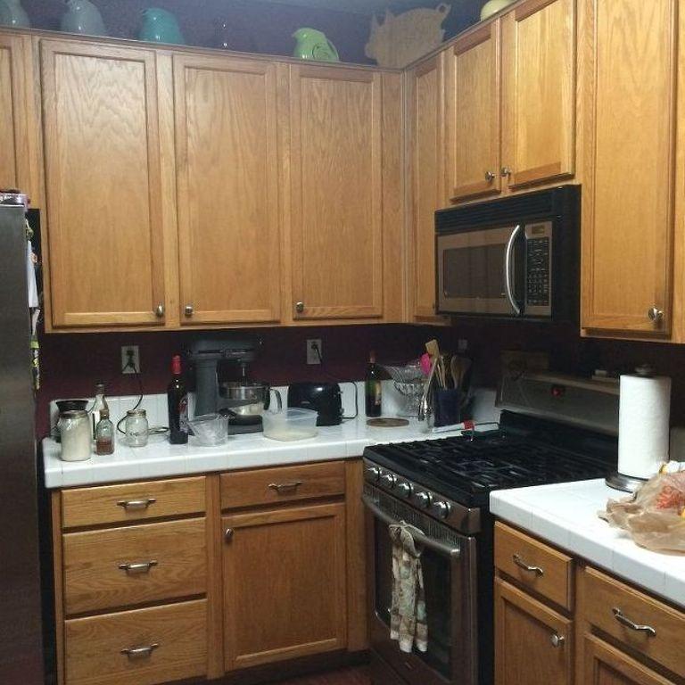 Kitchen Cabinet Ideas - Take your kitchen cupboards much ...